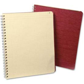 "Buy Esselte Computation Book, 9-1/4"" x 11""-3/4, Red Cover, 76 Sheets/Pad"