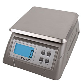 Professional Digital Scale 13lb x 0.1oz/6000g x 1g NSF Certified by