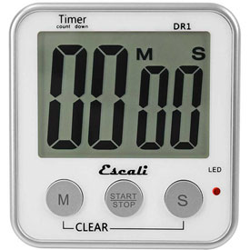 Escali DR1-Extra Large Display Digital Timer by