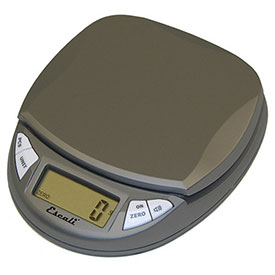 Escali PR500S High Precision Digital Kitchen Scale 1.1lb x 0.01oz/500g x 0.1g by