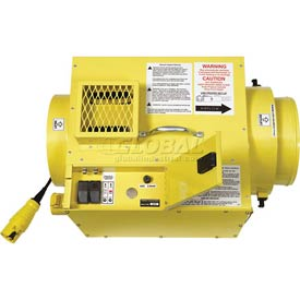 Ramfan Propane Heater for use with Confined Space Blower HA01 70000 BTU