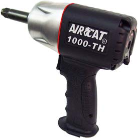 "AIRCAT 1000-TH-2 1/2"" Composite Twin Hammer Ext. 2""Anvil Impact Wrench by"