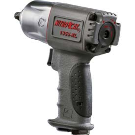 """NITROCAT 1355-XL 3/8"""" Composite Xtreme Torque Twin Hammer Impact Wrench by"""