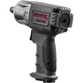 """NITROCAT 1375-XL 1/2"""" Mini Xtreme Torque Composite Twin Hammer Impact Wrench by"""