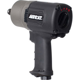 "Click here to buy AIRCAT 1770-XL, 3/4"" Super Duty Impact Wrench, 8 CFM, 6500 BPM, 3/8"" NPT Inlet."