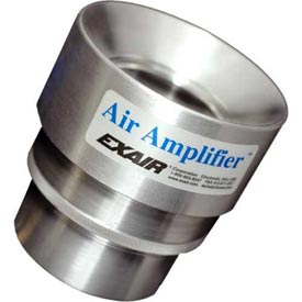 Exair 6042,  Adjustable Air Amplifier Only, 2 In., Aluminum