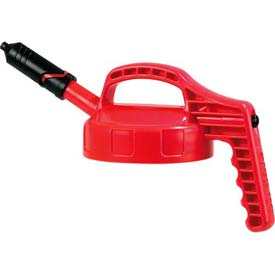Oil Safe Mini Spout Lid, Red, 100408