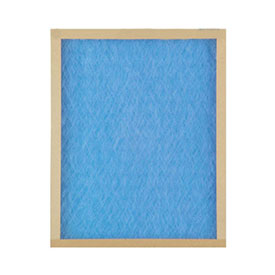 "Purolator® 5038901302 F312 Std1 Fiberglass Disposable Throwaway Panel Filter 16""W x 20""H x 1""D - Pkg Qty 12"