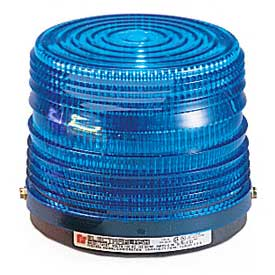 Federal Signal 141ST-012B Strobe light, 12VDC, Blue