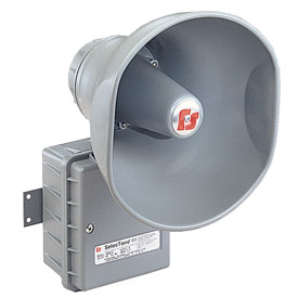 Federal Signal 300GCX-024 SelecTone; signal, 24VAC/DC, hazardous location, gain control