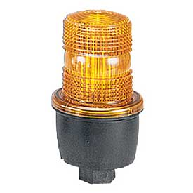 Federal Signal LP3T-012-048A Strobe, T-mount, 12-48VDC, Amber
