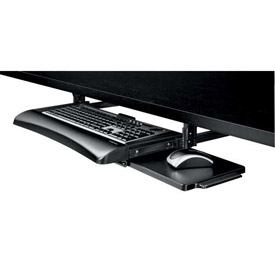 Fellowes® Office Suites™ Underdesk Keyboard Drawer - Pkg Qty 2