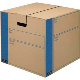Buy Fellowes 0062801 Smoothmove Moving & Storage, Medium Box, 18-1/8x18-3/4x16-5/8, Kraft Package Count 8