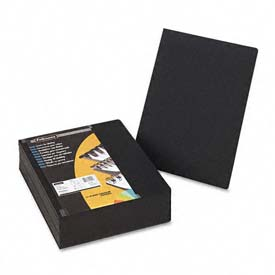 Buy Fellowes Linen Presentation Covers Oversize, Black, 200 pack Package Count 2