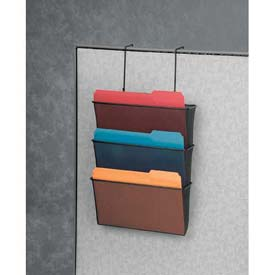 Fellowes®  Mesh Partition Additions Triple File Pocket
