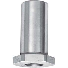 Fisher 2926-3300, Pipe To Hose Adapter, Polished Chrome by
