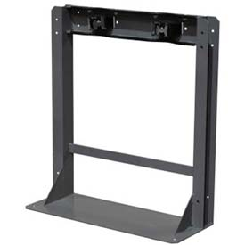"""Wall/Floor Stand, 10-1/2""""W x 28""""D x 30""""H, 2 Cylinder Capacity"""