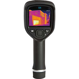FLIR 63901-0101 E4 Thermal Imaging Camera, 80 x 60 Resolution, 9HZ
