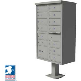 Mailboxes Commercial Mailboxes Cluster Box Units Vital Cluster Box Unit 13 Mailboxes 1