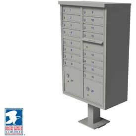 Mailboxes Commercial Mailboxes Cluster Box Units Vital Cluster Box Unit 16 Mailboxes 2