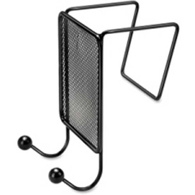 Buy Fellowes Double Hook Mesh Partition Mount Black