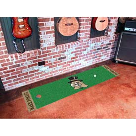 "Wake Forest Putting Green Mat 18"" x 72"""