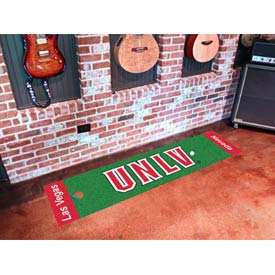 "UNLV Nevada Las Vegas Putting Green Mat 18"" x 72"""
