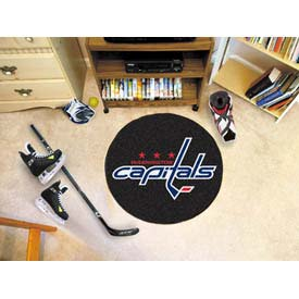 Washington Capitals Puck Mat