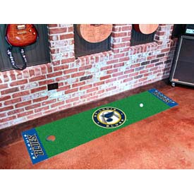 "St Louis Blues Putting Green Mat 18"" x 72"""