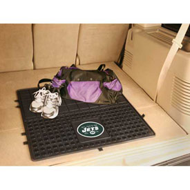 "NFL - New York Jets - Heavy Duty Vinyl Cargo Mat 31"" x 31"" - 10931"