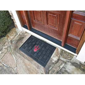 Toronto Raptors Medallion Door Mat