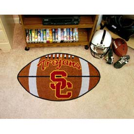 "Southern California Football Rug 22"" x 35"""