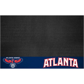 Fan Mats NBA - Atlanta Hawks Grill Mat - 14195