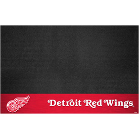 Fan Mats NHL - Detroit Red Wings Grill Mat - 14234