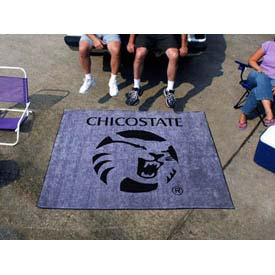 """Cal State - Chico Tailgater Rug 60"""" x 72"""""""