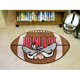"UNLV Nevada Las Vegas Football Rug 22"" x 35"""