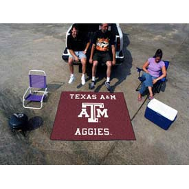 """Texas A&M Tailgater Rug 60"""" x 72"""""""
