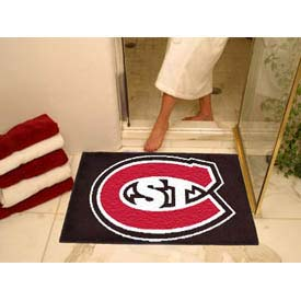 "St. Cloud State All-Star Rug 34"" x 45"""