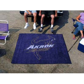 """Akron Tailgater Rug 60"""" x 72"""""""