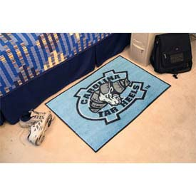"UNC North Carolina - Chapel Hill Tar Heels Starter Rug 20"" x 30"""