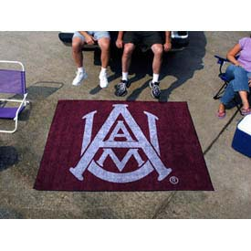 "Alabama A&M Tailgater Rug 60"" x 72"""