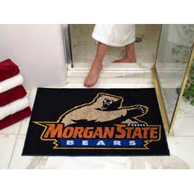 "Morgan State All-Star Rug 34"" x 45"""