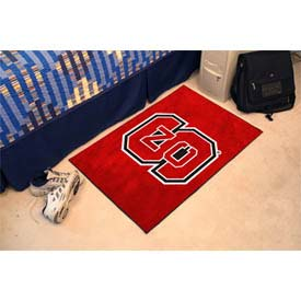 "North Carolina State Starter Rug 20"" x 30"""