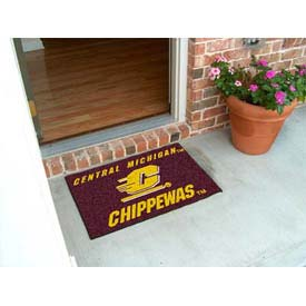 "Central Michigan Starter Rug 20"" x 30"""
