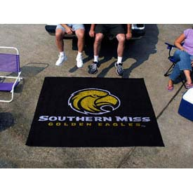 """Southern Mississippi Tailgater Rug 60"""" x 72"""""""