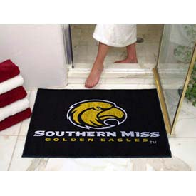 """Southern Mississippi All-Star Rug 34"""" x 45"""""""