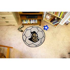 "Central Florida Soccer Ball Rug 29"" Dia."