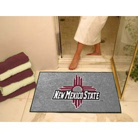 """New Mexico State All-Star Rug 34"""" x 45"""""""
