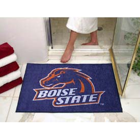 "Boise State All-Star Rug 34"" x 45"""