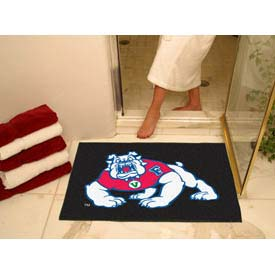 "Fresno State All-Star Rug 34"" x 45"""